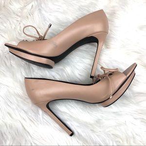 Nasty Gal Shoes - {nasty gal} dusty rose pink heels